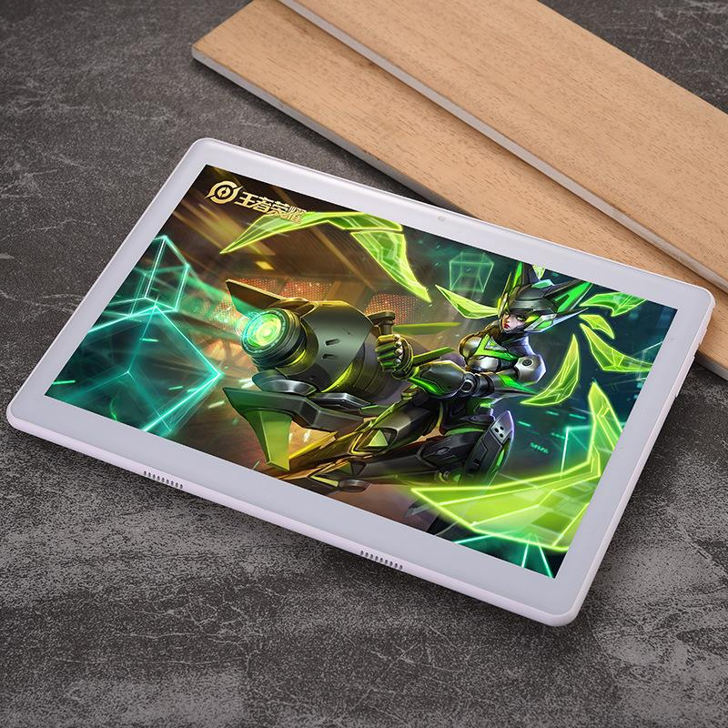 Factory Direct Sales Wholesale 10-Inch Bluetooth Dual Card 3G Call Ips2.5d Arc Screen Inch Tablet PC