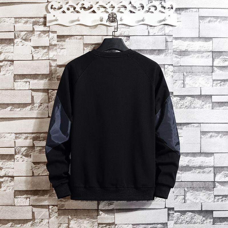 hodies yoql sweat-shirt hommes surdimensionné japonais long molleton tops hip hop shop withwear streetwear style masculine