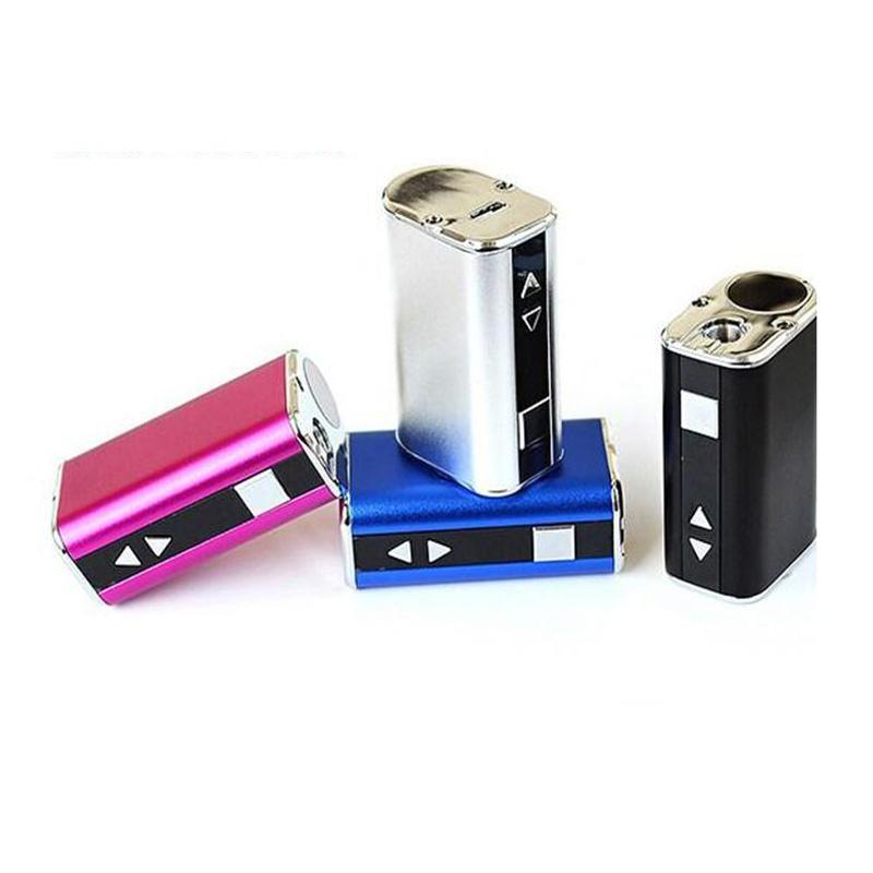 Vape Mini Istick 10W Variável de Bateria Variável Tensão 1050mAh Bateria com Tela OLED Simples Pack