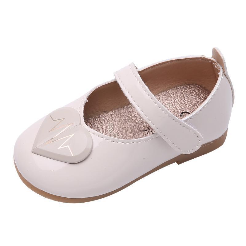 Atlético al aire libre 2021 primavera otoño moda zapatos princesa niños zapatillas informales zapatillas de deporte niños para niños pequeños bebé niña corazón lindo swe