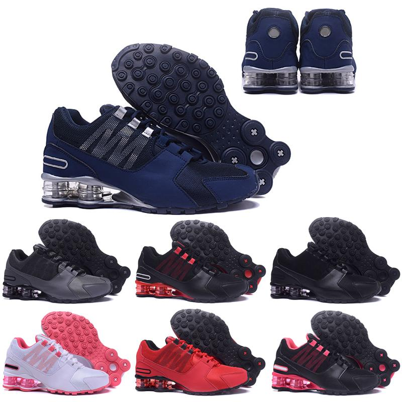 2021 men Casual Shoes avenue 803 turbo NZ Fashion Leather Breathable shoes black white man Casual Shoes size 40-46
