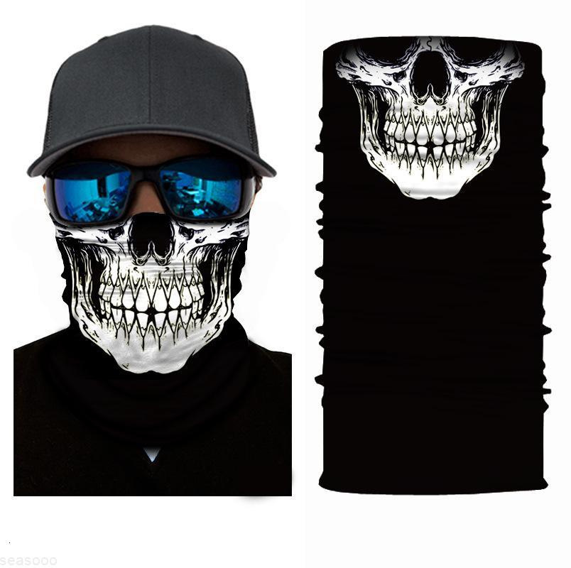 Protection Riding Multifonctionnel extérieur Sport Magic Sun Babo Masque Custom Colless Skull Multifonctionnel Magic Magic Best Pas coûteux WMTEKF