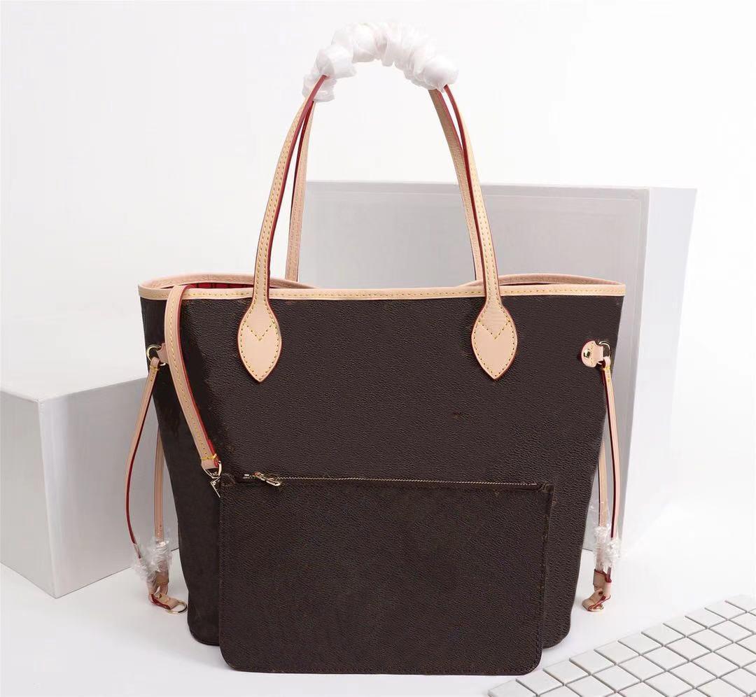 Sac fourre-tout de luxe sacs à main classiques sacs sacs sacs sacs à main Brown New Sac Designer Sac à bandoulière en cuir Femme Cuir Embrayage Mode Wome Bpulu