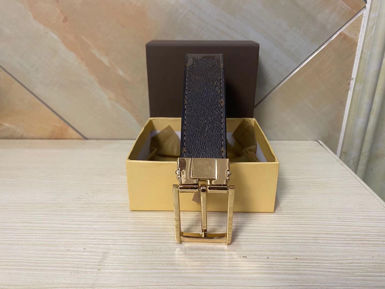 2020 fashion business casual style belt width 3.4cm mens beltswomens belts L and V men designers belt