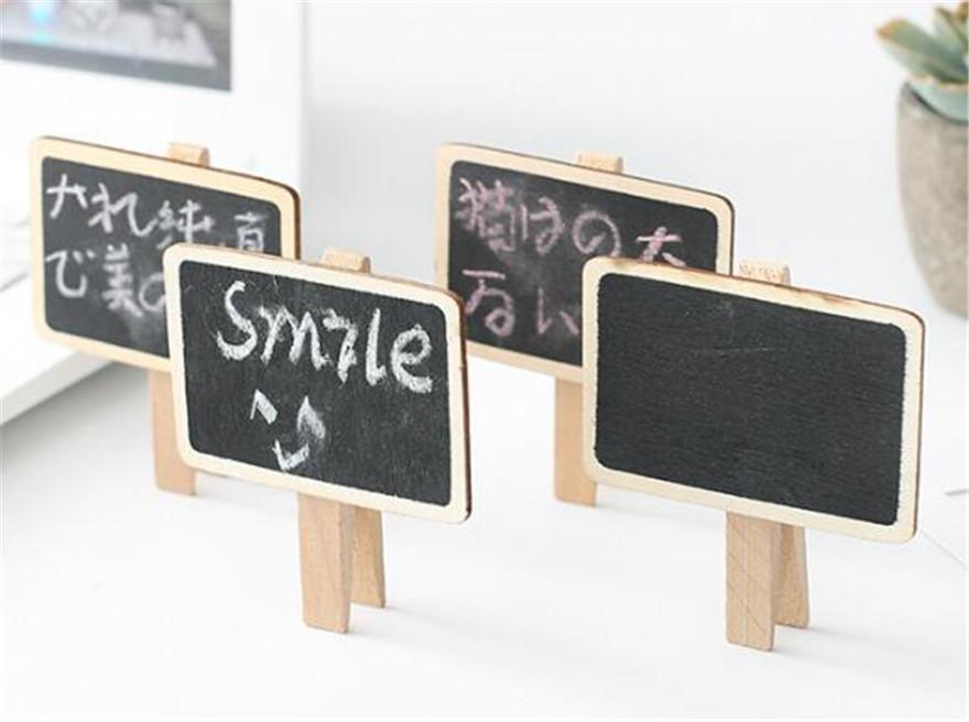 البسيطة السبورة كليب خشبي صور طويلة ربط مذكرة مذكرات الحلي