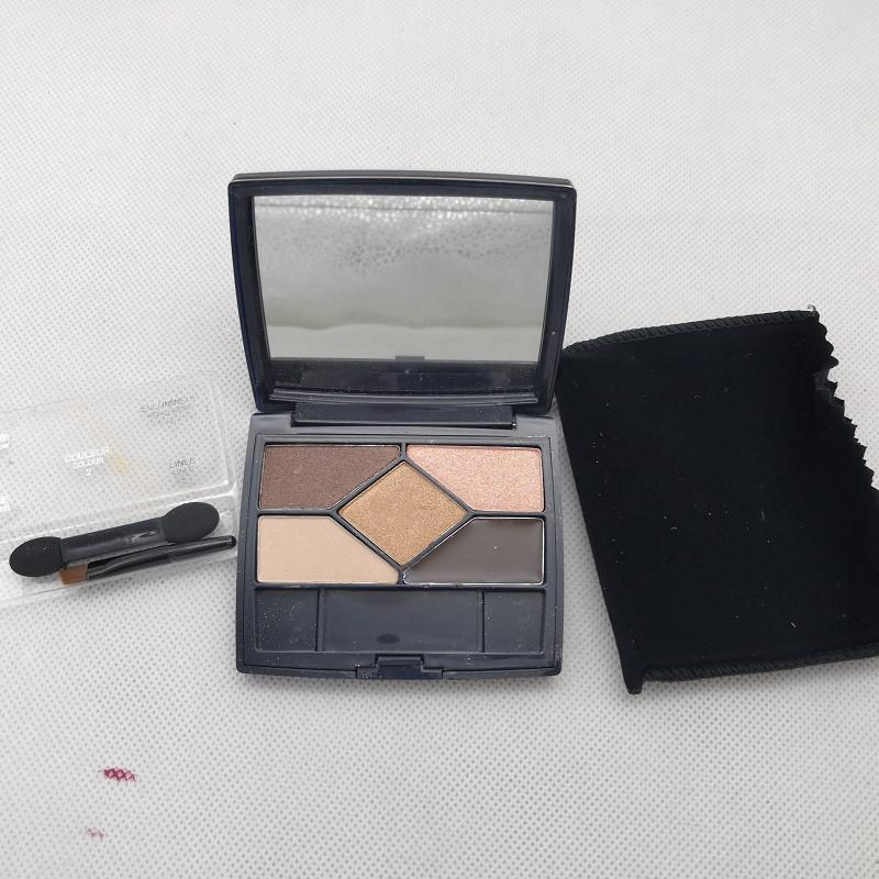 2021 New Makeup Eye Shadow Mineralize Couleurs 5 Colors Eyeshadow 팔레트! 6pcs.