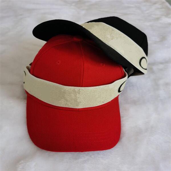 Moda Beyzbol Caps Spor Stil Erkekler Kadınlar Için Unisex Kasketler Şapkalar Topu Kapağı Ayarla Dört Seçenek Yüksek Kalite