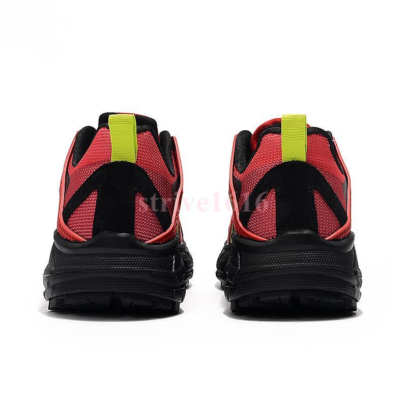 Alta calidad Treperi Chunky 10 zapatos para correr 04 Gimnasio Rojo US 10 EUR 44 para zapatillas de deporte para hombres