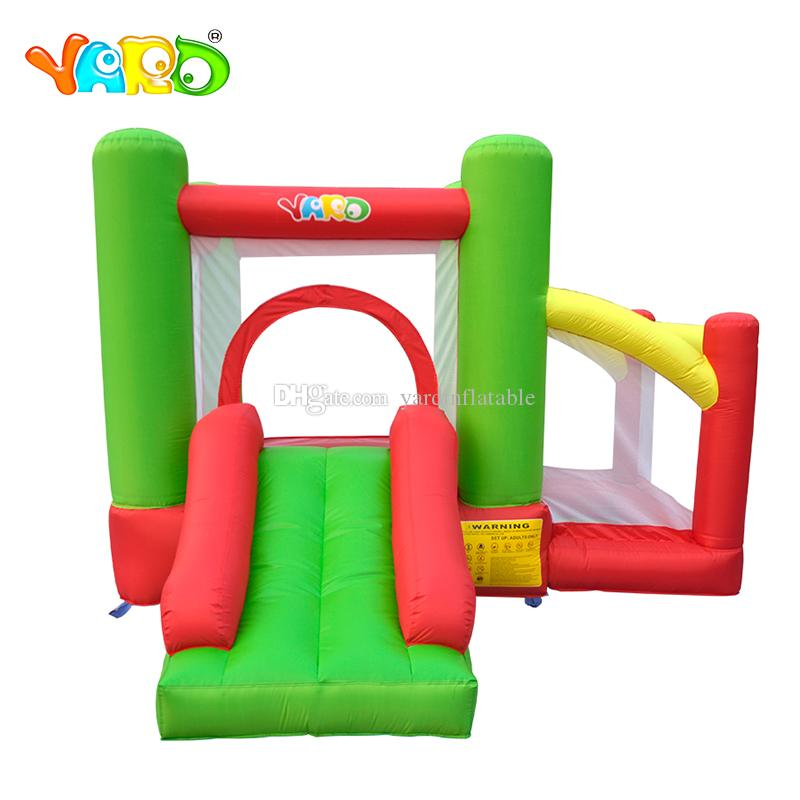 Structure Gonflable Outdoor Sport Inflatabl Jumping Castle For Kids Bounce House Trampoline For Kids Free Shipping