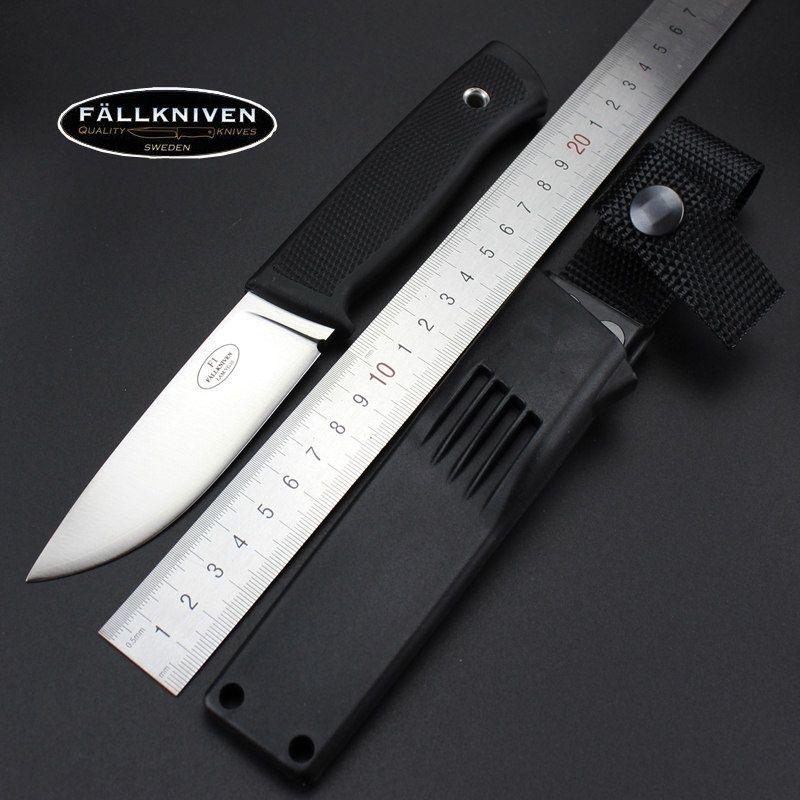 Nova faca fixa faixa fixa faixa fixa faixa fixa 7cr13 lâmina faca com facas militares da bainha