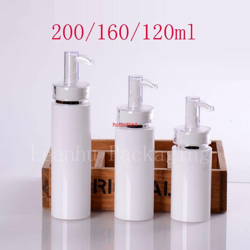 120ml 160ml 200ml Boş Akrilik Sprey Pompası Kozmetik Konteyner Sis ve Losyon Dağıtıcı ile Yüksek Kalite Pump Gıda Kaliteli