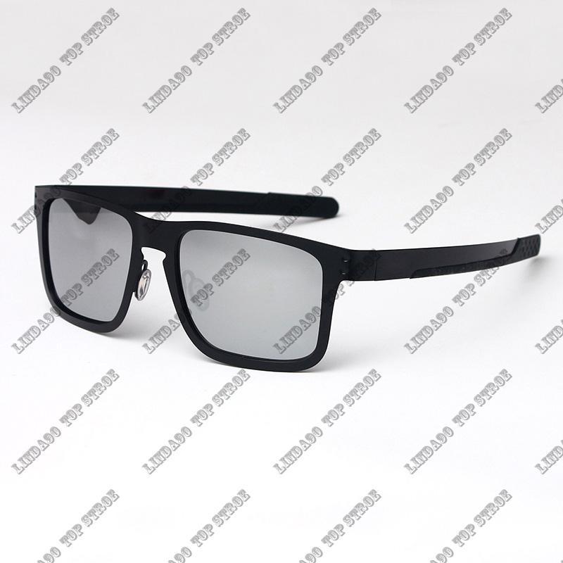 패션 편광 선글라스 남자 여성 브랜드 낚시 태양 유리 UV 400 금속 프레임 낚시 태양 안경 4123 스포츠 안경 다이빙 안경