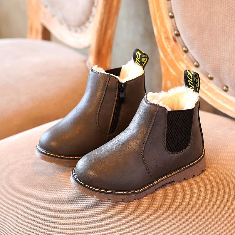 Wows Mid Véritable Cuir High Meotina Femmes Chaussures Bottes en daim Kid Bottes Longues Bottes d'épaisseur Talons épais Talons Abricot Chaud Dames Zipper 42