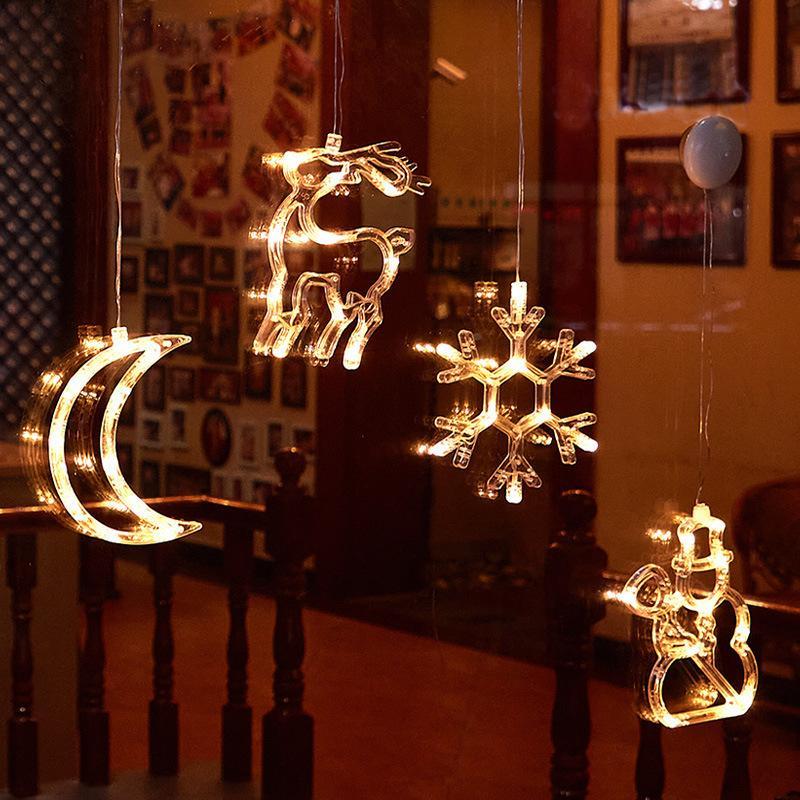 60PCS LED USB النار شجرة الخفيفة الأسلاك النحاسية الجدول مصابيح ضوء الليل للمنازل داخلية نوم حفل زفاف بار عيد الميلاد الديكور
