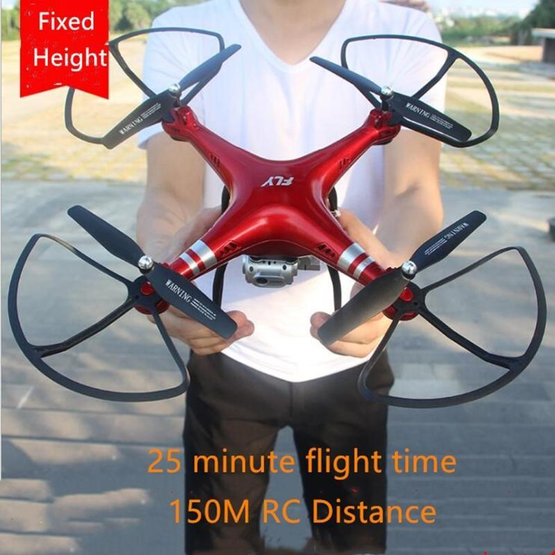 1080p 5MP Rofessional Quadcopter Drohnen mit HD-Kamera Wifi FPV RC Hubschrauber Telecontrol Vierachse Flugzeuganlenkotografie