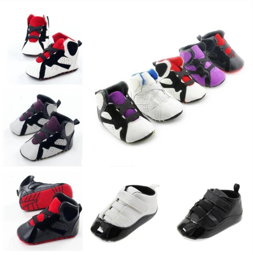 2021 Newborn Baby Boy Boy Девочка Обувь Весна Осенние Малыши Детские Мягкие Seelf Кроссовки Младенческие Первые Уокеры Bebe Crib Обувь Бесплатная Доставка