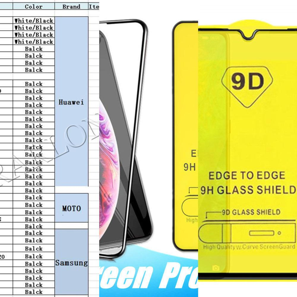 GTSRScreen phone 9D Protector Tempered 12 11 Pro XS MAX XR X 8 7 Plus Glass for san star S10 E A10 A20E A70 A90 A21S M11 A31