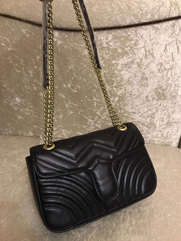 Designer-2020 Heißer Verkauf Frauen Messenger Bag Dame Mode Marmont Taschen Leder Crossbody Handtaschen Geldbörsen Rucksack Tote Umhängetasche