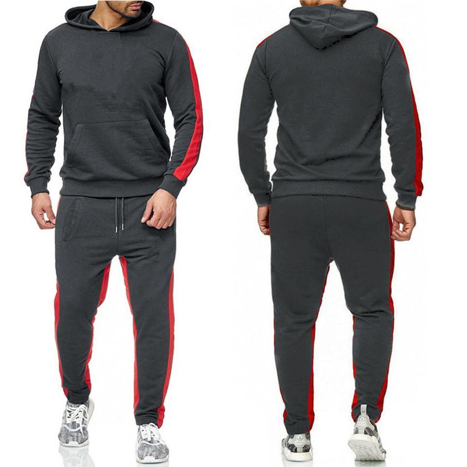 Горячая распродажа набор потех для трексуита мужчин толстовки брюки мужская одежда толстовка пуловер женщин повседневная теннисный спортивный спортивный спортивный костюм