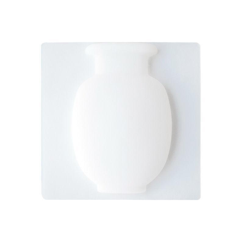 سيليكون المزهريات السحرية شفط كوب الإبداعية جدار ديكور المزهريات الثلاجة الجدار شنقا لينة قابلة لإعادة الاستخدام زهرية الأواني زجاجة الزهور ديكور المنزل YYB4249