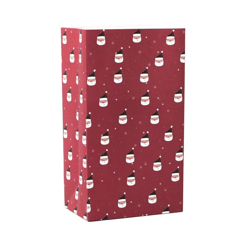 Natale regalo wrapping paper sacchetto Natale festa biscotti presente regalo sacchetto regalo decorazioni di natale forniture EEF3535
