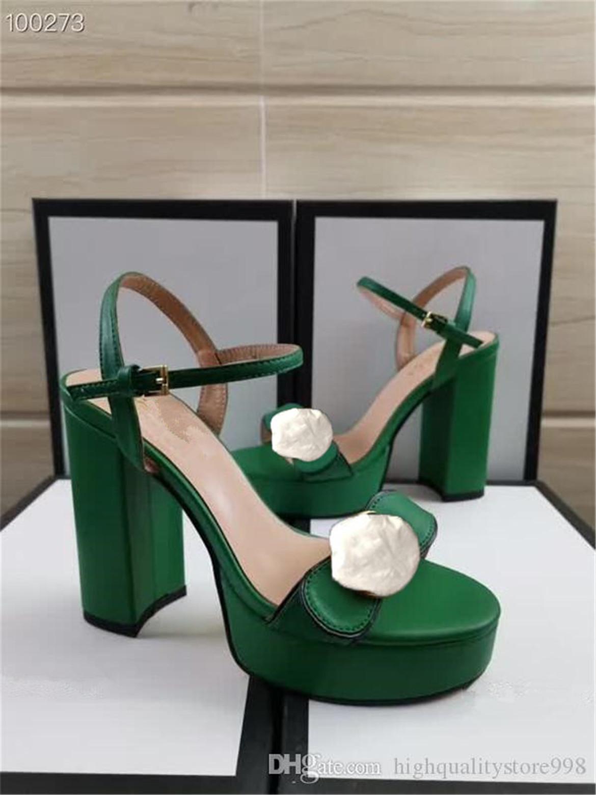 talons hauts femmes chaussures sandales pantoufles les dernières marques talons plats pantoufles sandales de banquet de feamerman chaussures 357