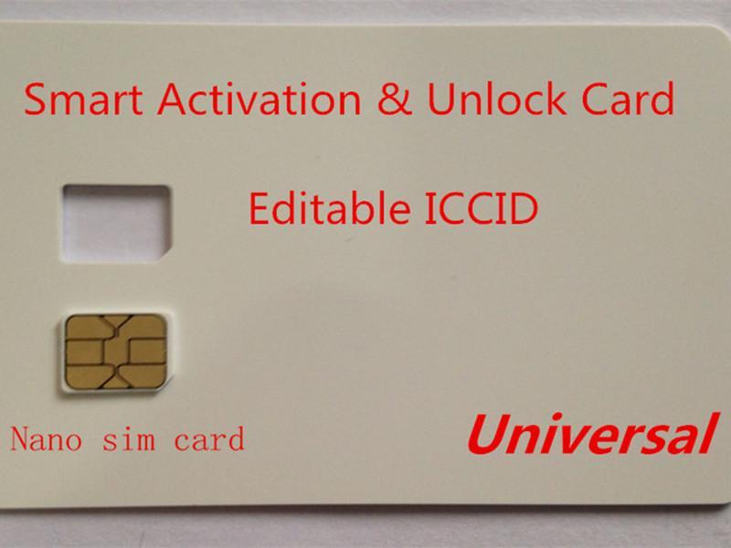 DHL الذكية تفعيل فتح بطاقة SIM لفون 6S 7 8 × XS XR 11 12 4G 5G iOS14.4 OneMim Gevey
