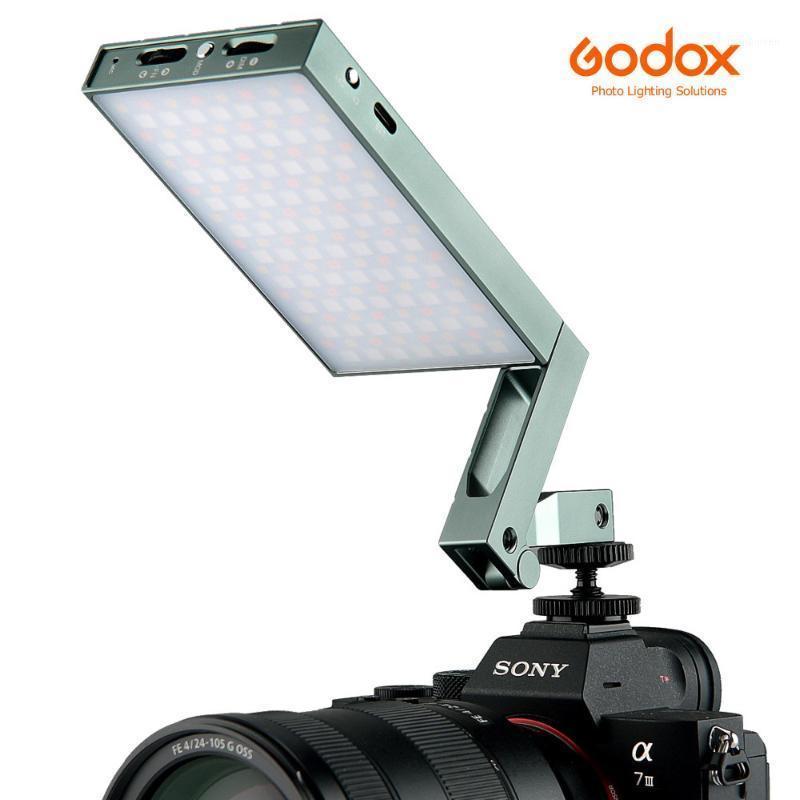 Blitzköpfe GODOX M1 2500K-8500K Full Color RGB LED-Lichttasche Aluminiumlegierung Video Creative Multiple Special Effects Funktion1