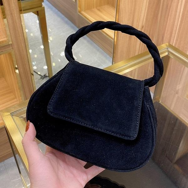 Designer francese Designer Designer Designer Borse 2020 borse a borse di lusso senza spalla di lusso Shipping Donne di modo Borse in velluto borsa di velluto Samqu