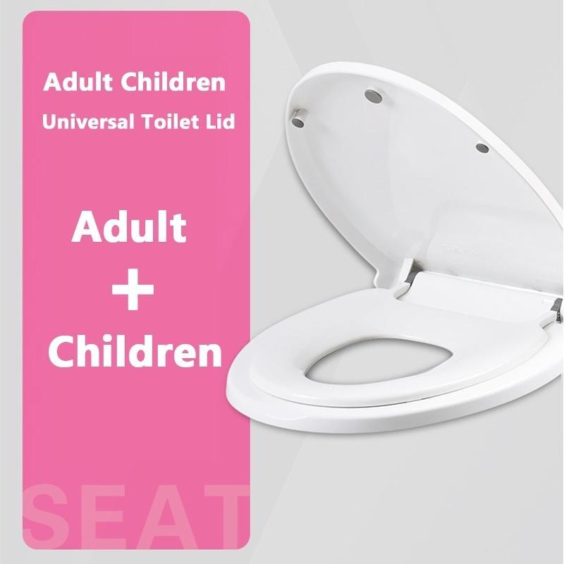 Двойной слой ребенка для взрослых сидень для унитаза ребенка дочерняя тренировка для детей предотвратить падающие туалетные крышки для детей PP PROP CAND 201119