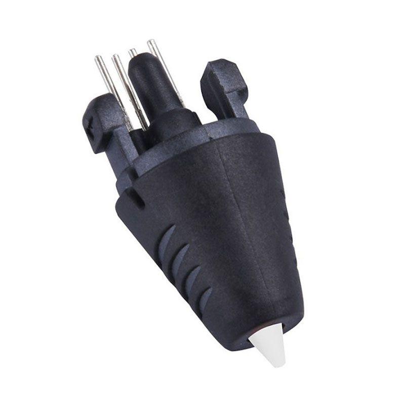 3pieces / lot 3D 인쇄 펜 노즐 프린터 헤드 교체 3D 인쇄 펜 프린터 부품 액세서리 프린터 사무실 전자 제품