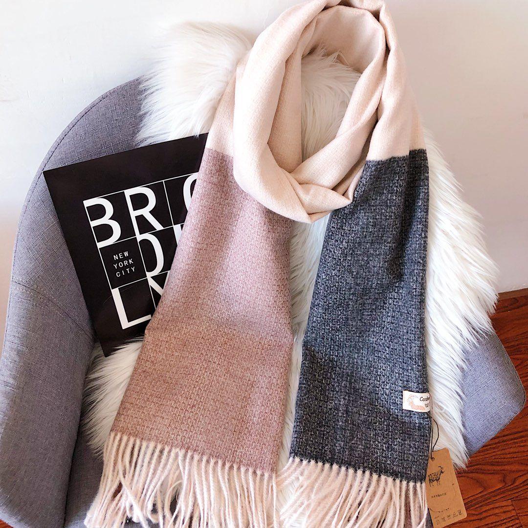 de nouvelles écharpes d'hiver d'automne Caisses de cachemire de cacheme de haute qualité Soft chaude et multifonctionnelle écharpes Livraison gratuite