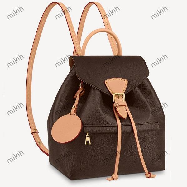 Top Damen Rucksack Stil Outdoor Lässige Mode Dame Tasche Klassischer Brief Druck Logo Hochwertige Taschen