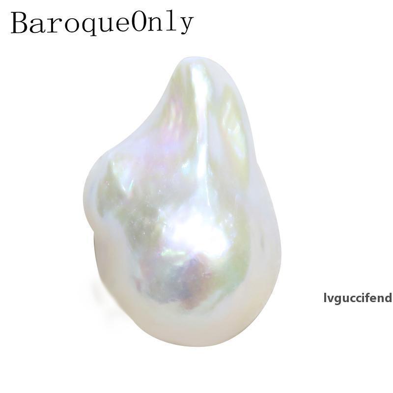 Aliexpress.com : Buy 18 25mm Natural Baroque White
