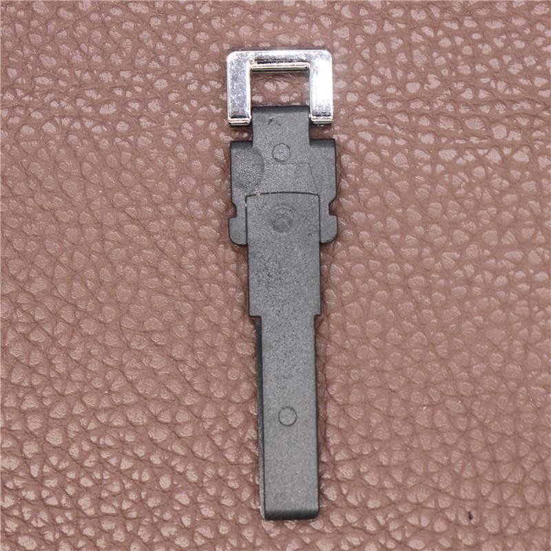 Для VW Volkswagen Magotan Passat CC Key Shell FOB Cover Blade Замена Необработанный пустой Аварийный вставку Умный удаленный ключ