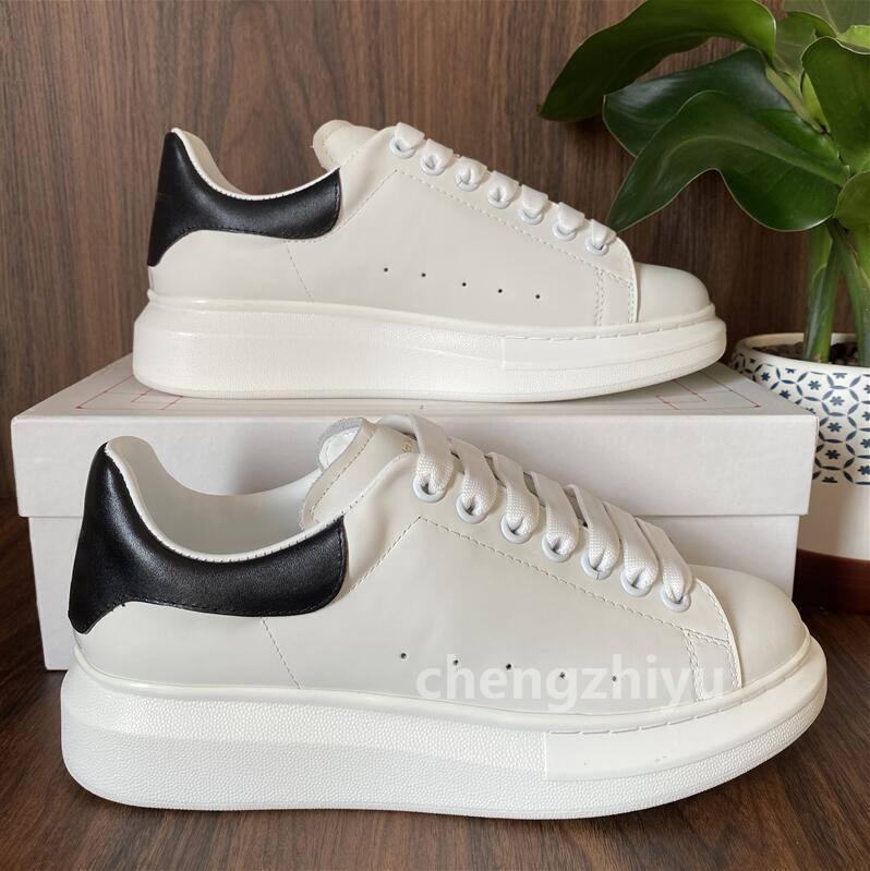 En Kaliteli Erkek Bayan Mavi Velet Geri Platformu Sneakers Beyaz Hakiki Deri Eğitmenler Konfor Güzel Kız Toptan Tarzı Rahat Ayakkabılar