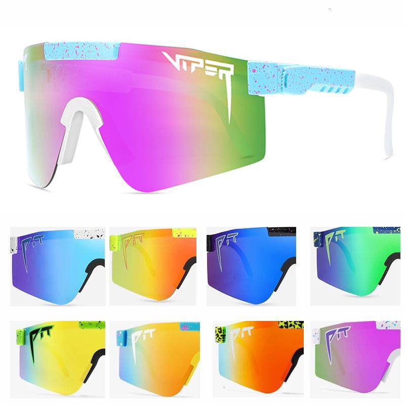 Viper Wide Specialist The Pit 2000 Polarized Double 1993 Sunglasses Kke9 Bicchieri sportivi Gstar