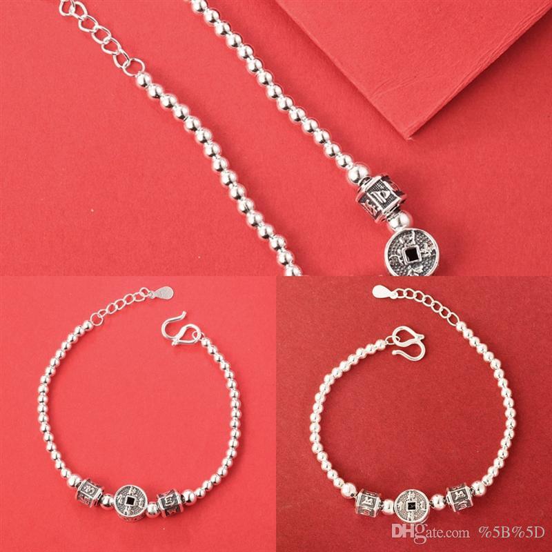 I0nb Fashion Universe Hommes Bracelets en pierre Agate Perles Cha_DHGate Bracelet Stretch Crystal Perlé Swarovski Bralet pour femmes naturelles