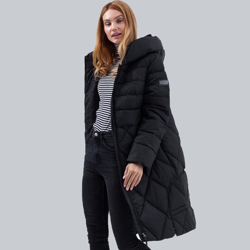 CEPRASK New Winter Jacket Women Plus Size 6XL Long fashion Women's Winter Coat Hooded High Quality Warm Down Jacket Parka 210203