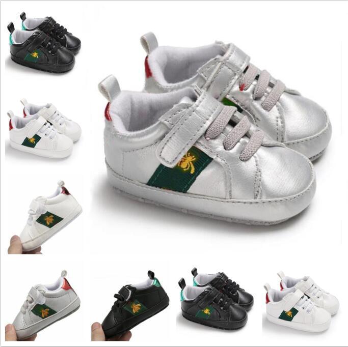 Детская обувь Детская спортивная обувь для мальчиков девочек детские малыши детские квартиры кроссовки мода повседневная младенческая мягкая обувь