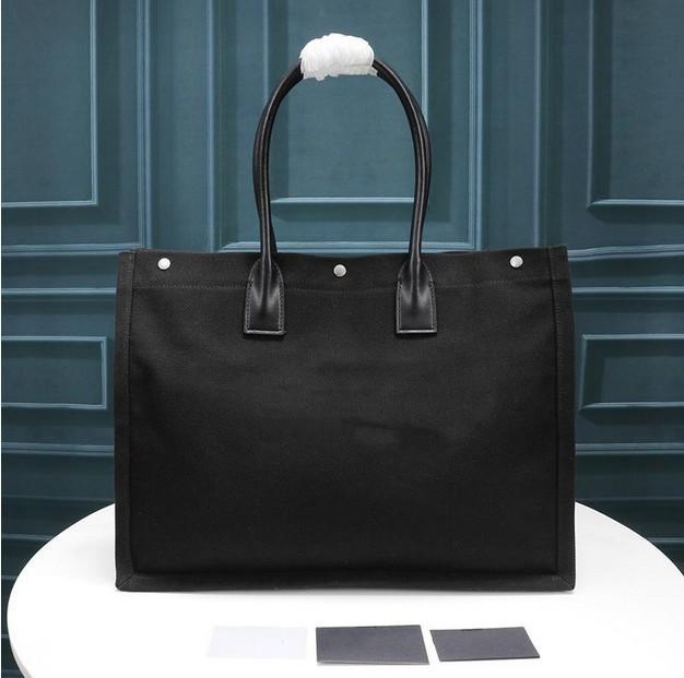 Designer- High quality women handbags Tote Bag shopping bag handbag fashion linen Large Beach bags travel bag