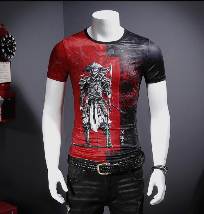 Дизайн Wario Print для новых Mid Mango мужская длинная футболка Tees 2020 4Y3Z
