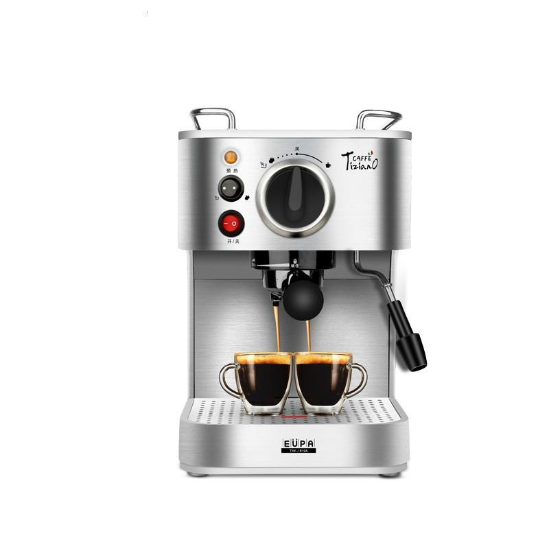 Coffee Roasters Escritório Inglaterra Inteligente Bebida Máquina Inteiramente Automático Espresso Pull Flor Flower Tipo De Vapor Espuma