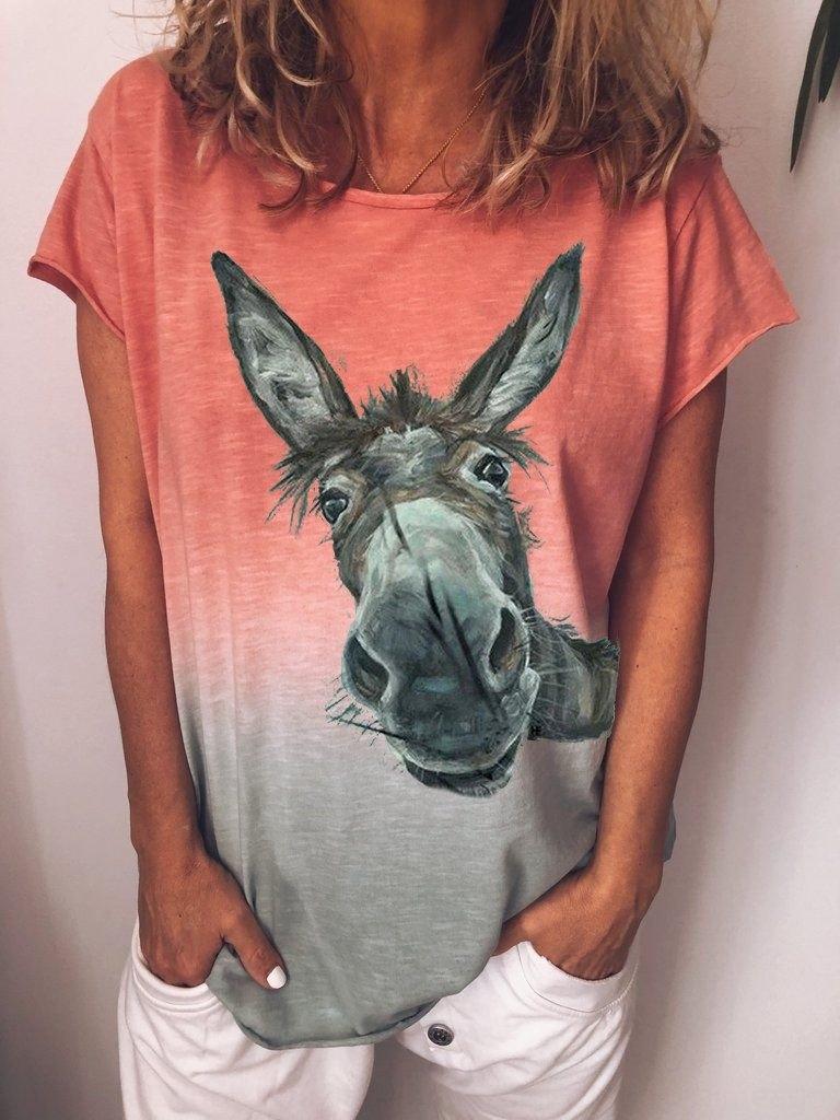 KS2M Livraison gratuite Taille chinoise S-XXXL Summer T-shirt Hood par Air Hba X Couleur Kanye 100Cotton Imprimer HBA T-shirt 5 Triller Blank