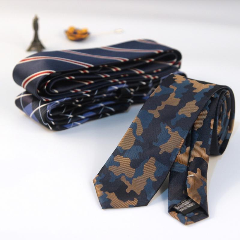 Novo 6cm Adulto Gravatas Para Mens Tecido Cravatta laços para homem noivo Negócio gravata camisa corbatas