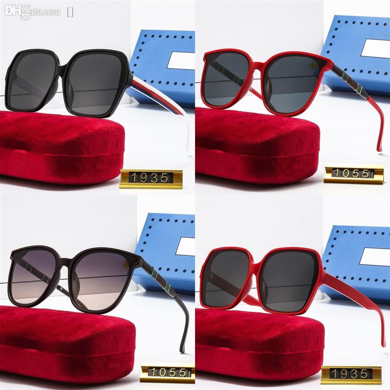 N0QD7 Полуволневые Женщины / Мужчины Дизайнер Солнцезащитные Очки Бренд Поляризованные УФ Мужские Солнцезащитные Очки Женщины Классические Oculos De Sol Gafas Ретро