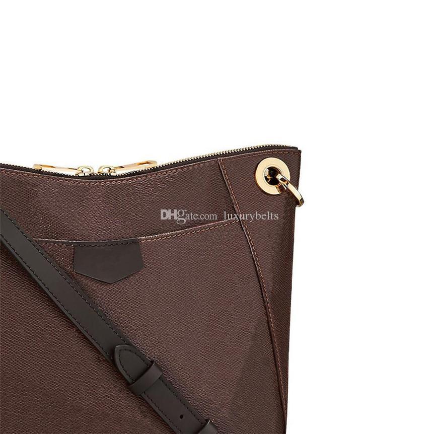 Umhängetasche Crossbody Handtasche Womens Handtaschen Tote 862 42230 Brieftasche Taschen Leder Kupplung Rucksack Geldbörsen Mode 32 cm WWRRP