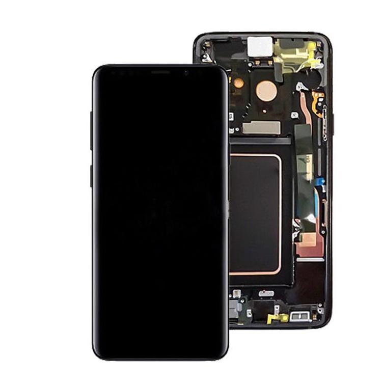100% Tela testada para Samsung Galaxy S9 G960 S9 + G965 Display LCD Touch Screen Digitalizador com telefone Touch Screen