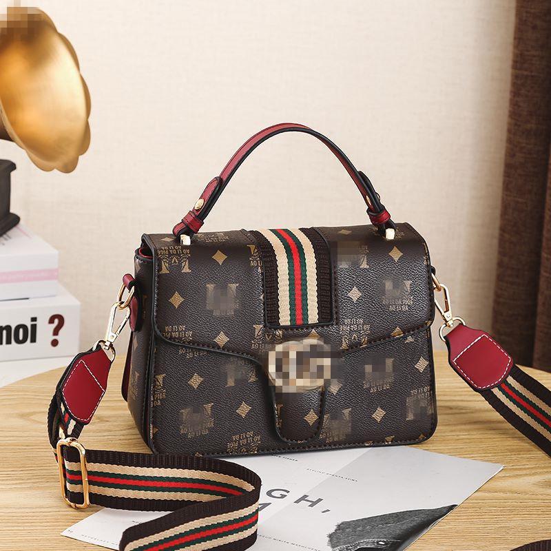 Сумка женская новая 2020 модная атмосфера модная сумка стиль плеча сумочка Y1214 FWWWC