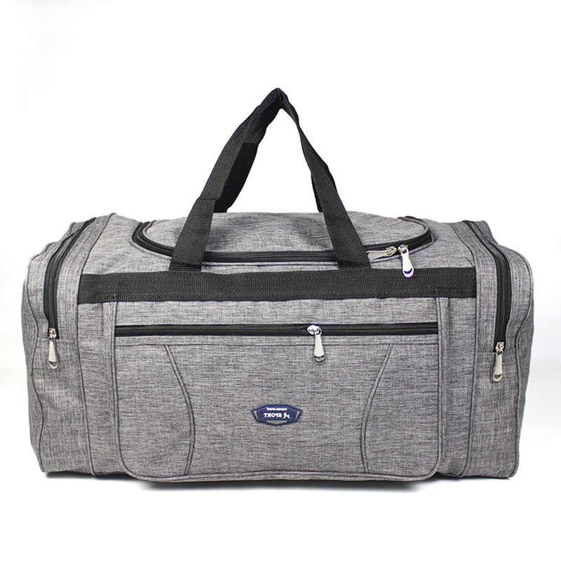 Oxford Homens à prova d'água sacos bagagem mão grande negócio grande capacidade de fim de semana Duffle Saco de viagem